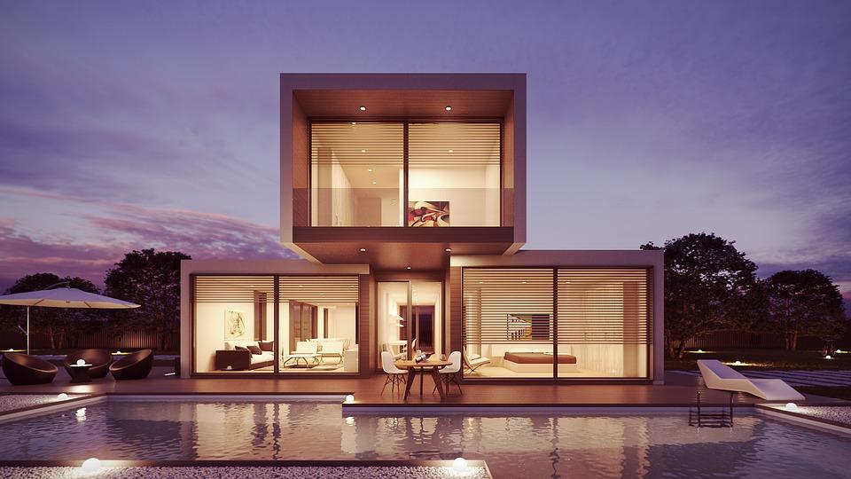 Стили строительства домов