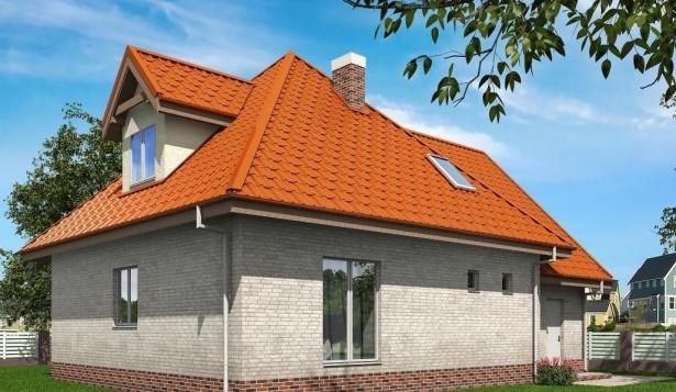 Проект зимнего дома