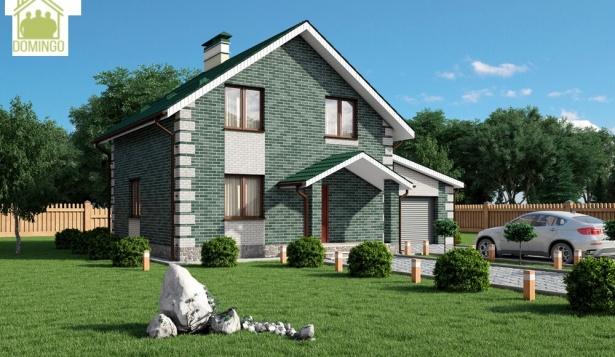 Проект дома для постоянного проживания